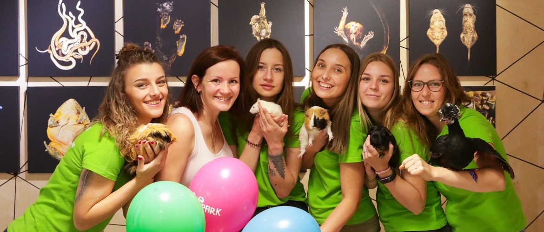 2-asis Zooparko gimtadienis!