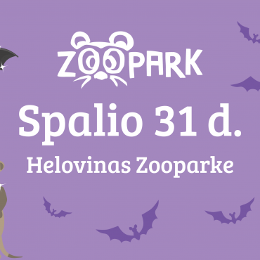 HELOVINAS Zoopark Kaune!