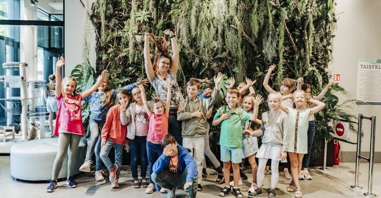 Vaikų dienos stovykla RUDENS atostogų metu